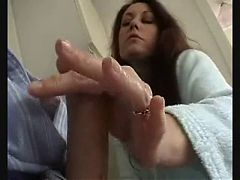 Wife BJ and facial