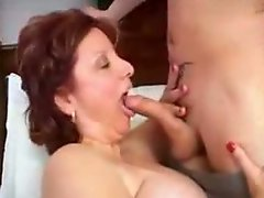 Old Mature Woman Sucks Fucks frmxd com