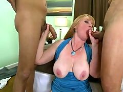 Heather Amazing Redhead Milf