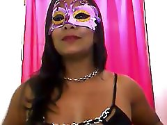 Latina MILF Spreads Butt Fingers Pussy and Cums On Cam