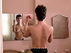 Jamie Lee Curtis Trading Places Topless