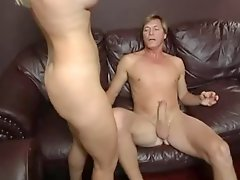 CHEATING WIFE DOES PORN!