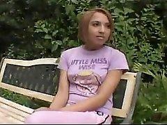Stunning Latina Teen