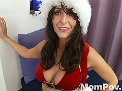 Anal Sex with Mrs Clause