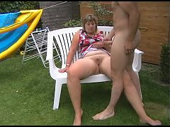 Mature outdoors