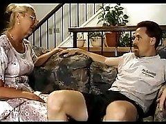 Mother in law Anastasia fucks daughters husband