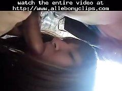 Asian giving head black ebony cumshots ebony swallow in