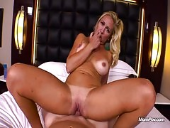 Sexy Milf Gets Fucked In The Ass