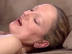 Mature gets fisted & fucked