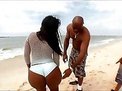 Safira Gigantic Brazilian Butts