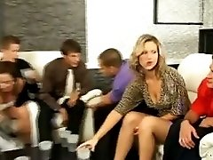 BI Sex Gang Bang