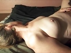 Granny gets her pussy licked hd