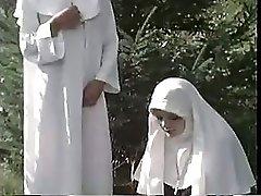 Vintage nun