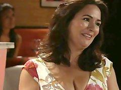 Debbie Rush's Massive Tits Corrie