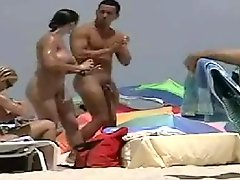 Scenes on Nude Beach BVR