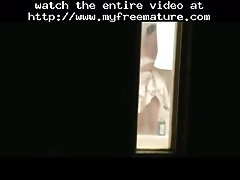 Voy granny bathroom window 02 mature mature porn granny
