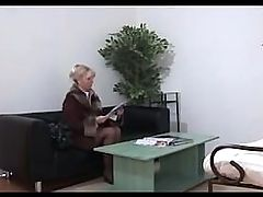 Granny & young fist anal gyno