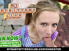 MyBabySittersClub Babysitter Thief Gets Caught And Fucked