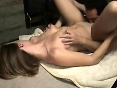 Giving the wife orgasms