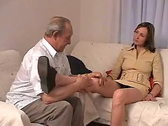RussianOlderManYoungGirl