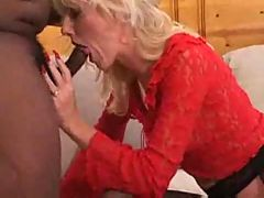 Blonde wife bred