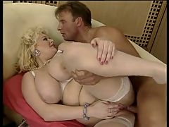 Chubby Madame in Hot Action By TROC