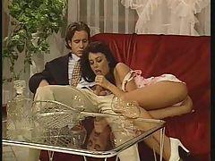 Anita Dark & Sylvia Laurent in Foursome