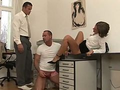 Bisex at the Office by TLH