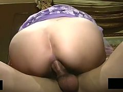 Japanese MILF Anal Sex Uncensored