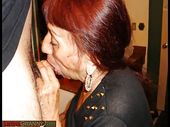 LatinaGranny granny blowjob compilation