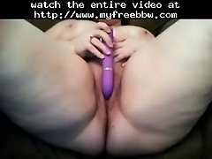 Bbw with purple dildo bbw fat bbbw sbbw bbws bbw porn p