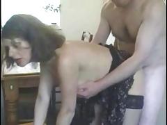 Kinky Kitchen Couple
