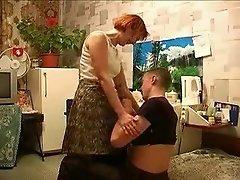 Russian Mature Uliya