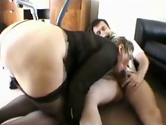 Big Butt British MILF
