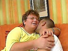 BBW Granny Getting It On Niche Channel