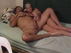 Jamie Tastes Marie's Smooth Pussy #28