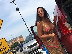Sexy sexy Latin cougar