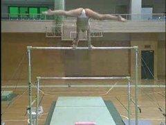 Nude Athlete