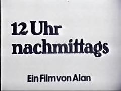 Vintage 70s german 12 Uhr Mittags cc79