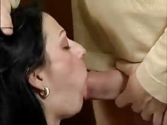 Dad fucks my gfs Ass german 2 F70
