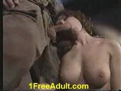 Vintage German sex scene