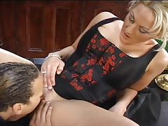 Bisexual Threesome and Strapon3