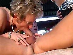 Partouze de matures francaise qui font les putes