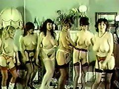 Boobquake Dancing Hen Party