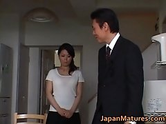 Miki sato real asian beauty is a mature gal with a sexy