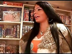 Mature Milf taken in Porn Shop
