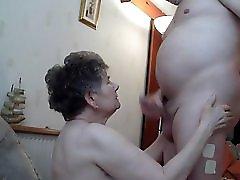 Grannie Blow Job