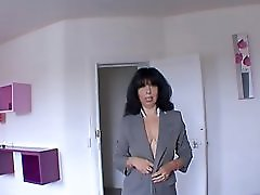 Hypersexual mature anal fucked