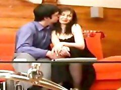 Russian seducing hot