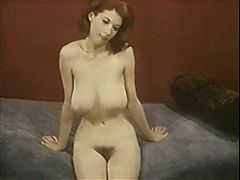 MRS ROBINSON vintage nylons stockings striptease big boobs